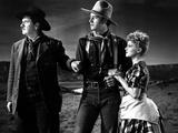 Stagecoach, George Bancroft, John Wayne, Claire Trevor, 1939 Photo