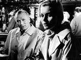 Bunny Lake Is Missing, Laurence Olivier, Carol Lynley, 1965 Photo