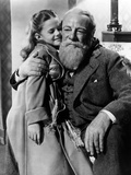 Miracle On 34Th Street, Natalie Wood, Edmund Gwenn, 1947 Photo