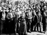 Fury, Bruce Cabot, Leila Bennett, 1936 Photo