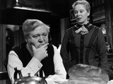 Hobson's Choice, Brenda De Banzie, Charles Laughton, 1954 Photo