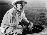 The Old Man And The Sea, Spencer Tracy, 1958 Photo