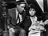 A Thousand Clowns, Jason Robards, Barbara Harris, 1965 Photo