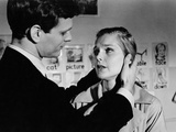 Bunny Lake Is Missing, Keir Dullea, Carol Lynley, 1965 Photo