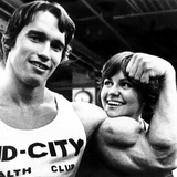 Stay Hungry, Arnold Schwarzenegger, Sally Field, 1976 Prints