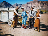 Pardners, Jeff Morrow, Jerry Lewis, Dean Martin, Lori Nelson, 1956 Posters