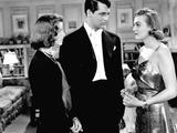 Holiday, Katharine Hepburn, Cary Grant, Doris Nolan, 1938 Poster