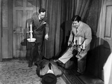 Hold That Ghost, Bud Abbott, Lou Costello, 1941 Photo