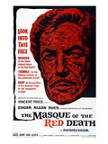 The Masque Of The Red Death, 1965 Posters