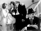 Sylvia Scarlett, Dennie Moore, Katharine Hepburn, Edmund Gwenn, Cary Grant, 1935 Photo