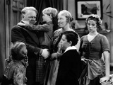 David Copperfield, W. C. Fields, Jean Cadell, Elsa Lanchester, Freddie Bartholomew, 1935 Prints