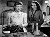 The Spiral Staircase, Dorothy McGuire, Rhonda Fleming, 1946 Lminas