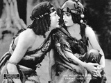 Intolerance, Elmer Clifton, Constance Talmadge, 1916 Photo