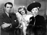 Dance, Girl, Dance, Louis Hayward, Lucille Ball, Mary Carlisle, 1940 Photo