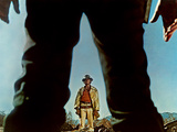 Once Upon A Time In The West, Charles Bronson, Henry Fonda, 1968 - Photo