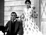 The General, Buster Keaton, Marion Mack, 1927 Photo