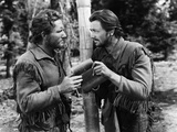 Northwest Passage, Spencer Tracy, Robert Young, 1940 Photo