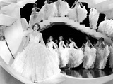 Dames, Ruby Keeler In Busby Berkeley Production Number, 1934 Photo