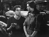 They Live By Night, Farley Granger, Cathy O'Donnell, 1949 Photo