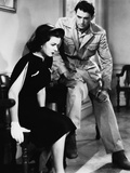 The Macomber Affair, Joan Bennett, Gregory Peck, 1947 Print