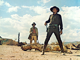 Once Upon A Time In The West, Charles Bronson, Henry Fonda, 1968 Photographie