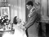 Sorry, Wrong Number, Barbara Stanwyck, Burt Lancaster, 1948 Photo