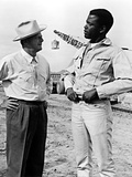 Lilies Of The Field, Ralph Nelson, Sidney Poitier, 1963 Photo