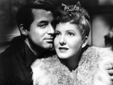 The Talk Of The Town, Cary Grant, Jean Arthur, 1942 Photographie