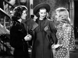 Stage Door, Katharine Hepburn, Lucille Ball, Ginger Rogers, 1937 Prints