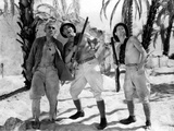 The Lost Patrol, Boris Karloff, Victor McLaglen, Wallace Ford, 1934 Psters
