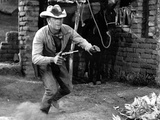 The Magnificent Seven, Steve McQueen, 1960 Photo