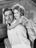 Curly Top, John Boles, Shirley Temple, 1935 Photo
