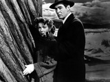 On Dangerous Ground, Ida Lupino, Robert Ryan, 1952 Photo