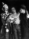 The Greatest Show On Earth, James Stewart, Cornel Wilde, Charlton Heston, 1952 Posters
