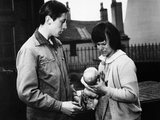 A Taste Of Honey, Murray Melvin, Rita Tushingham, 1961 Print