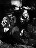 This Gun For Hire, Alan Ladd, Veronica Lake, 1942 Plakát