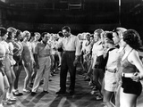 42nd Street, Ruby Keeler, Una Merkel, George E. Stone, Warner Baxter, Ginger Rogers, 1933 Photo
