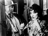 Touch Of Evil, Orson Welles, Marlene Dietrich, 1958 Photo