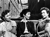 Three Coins In The Fountain, Jean Peters, Maggie McNamara, Dorothy McGuire, 1954 Plakater