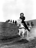 Forty Guns, Barbara Stanwyck, 1957 Photo