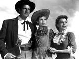 Stars In My Crown, Joel McCrea, Dean Stockwell, Ellen Drew, 1950 Photo