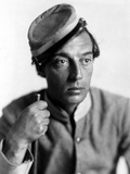 The General, Buster Keaton, 1927 Photo
