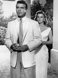 The Long, Hot Summer, Anthony Franciosa, Lee Remick, 1958 Prints