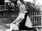 The Miracle Of Morgan's Creek, William Demarest, Betty Hutton, 1944, Fight Photo