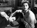 Spellbound, Gregory Peck, Ingrid Bergman, 1945 Photo
