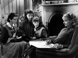 Little Women, Frances Dee, Jean Parker, Katharine Hepburn, Joan Bennett, 1933 Photo