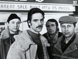 Moonlighting, Eugene Lipinski, Jeremy Irons, Eugeniuz Haczkiewicz, Jiri Stanislav, 1982 Photo