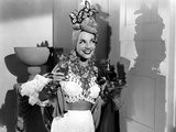 The Gang's All Here, Carmen Miranda, 1943 Photo
