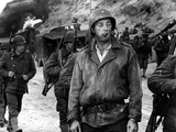 The Longest Day, Robert Mitchum, 1962 Photo