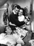 Doctor In The House, Kenneth More, Dirk Bogarde, Suzanne Cloutier, 1954 Photo